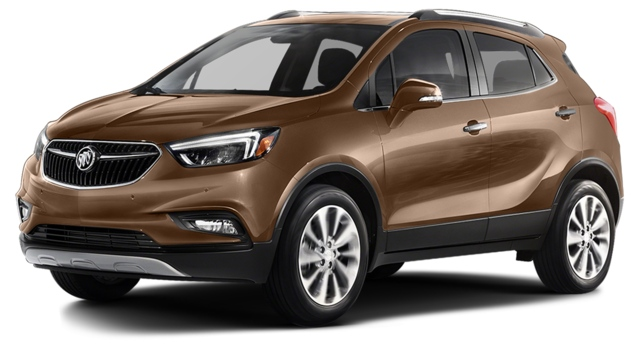 2017 Buick Encore Mount Vernon, IN KL4CJ1SBXHB061770
