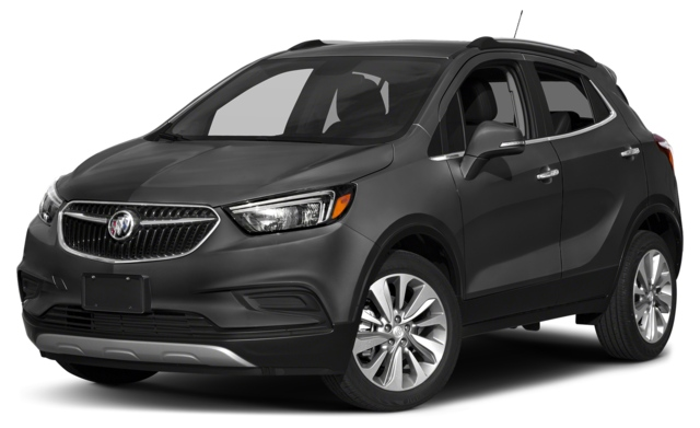 2017 Buick Encore Anderson, IN KL4CJDSB7HB125202