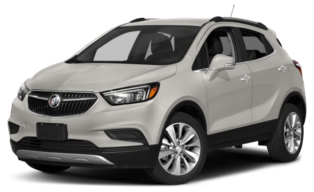 2017 Buick Encore Anderson, IN KL4CJDSB5HB057983