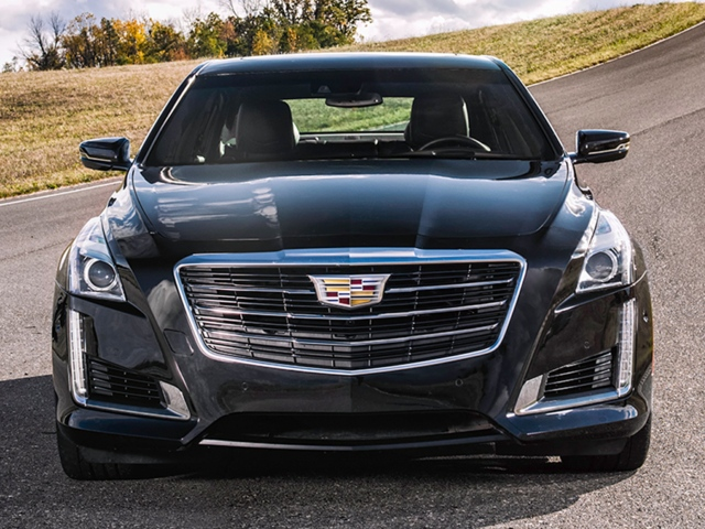 2017 Cadillac CTS Augusta, Maine 1G6AX5SS8H0187482