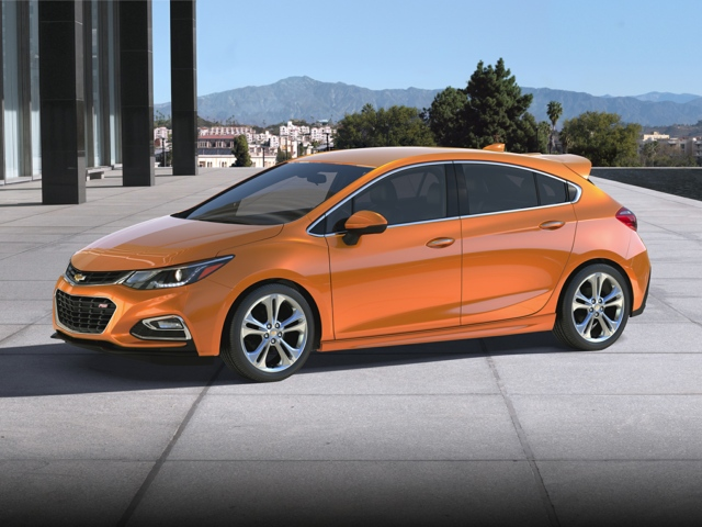 2017 Chevrolet Cruze Carrington, ND 3G1BE6SM1HS584824