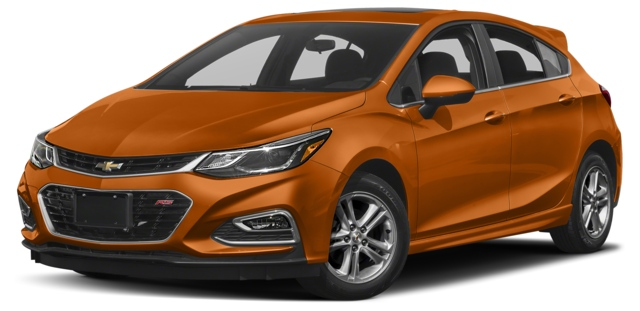 2017 Chevrolet Cruze Lansing, IL 3G1BE6SM5HS586558