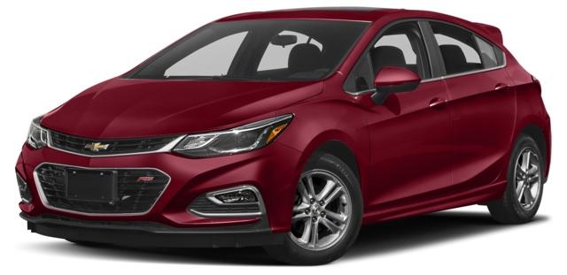 2017 Chevrolet Cruze Lansing, IL 3G1BE6SM1HS558241