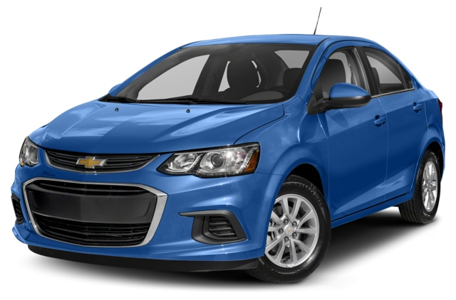 2017 Chevrolet Sonic Highland, IN 1G1JD5SB6H4100072