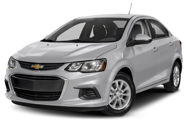 2017 Chevrolet Sonic Frankfort, IL and Lansing, IL 1G1JD5SH7H4146174