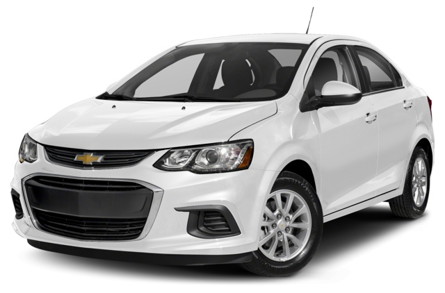 2017 Chevrolet Sonic Frankfort, IL and Lansing, IL 1G1JD5SH8H4154493
