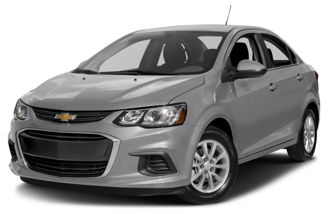 2017 Chevrolet Sonic Frankfort, IL 1G1JD5SH2H4147166