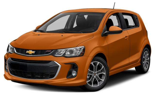 2017 Chevrolet Sonic Lansing, IL 1G1JD6SB9H4118250