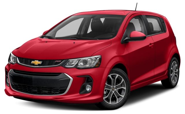 2017 Chevrolet Sonic Highland, IN 1G1JF6SB4H4139291