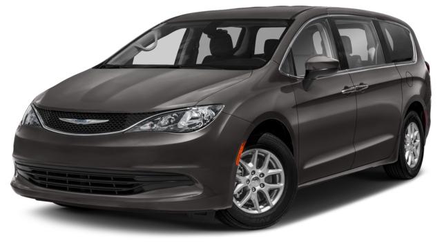 2017 Chrysler Pacifica Houston TX 2C4RC1DG7HR611155