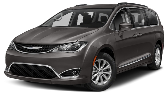 2017 Chrysler Pacifica Columbus, IN 2C4RC1BG6HR817022
