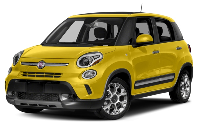 2017 FIAT 500L Seymour, IN ZFBCFADH8HZ040032