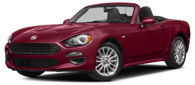 2017 FIAT 124 Spider Houston JC1NFAEK8H0126622
