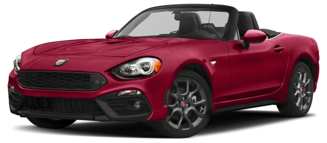 2017 FIAT 124 Spider Houston JC1NFAEKXH0114813