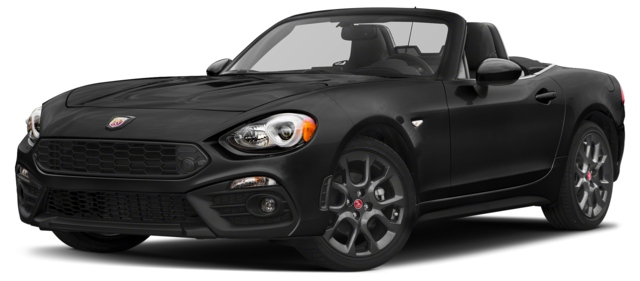 2017 FIAT 124 Spider Seymour, IN JC1NFAEK5H0120244