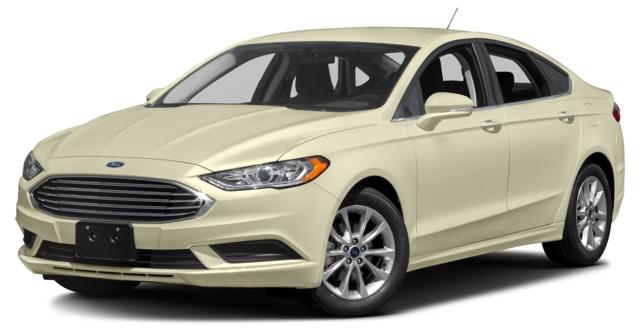 2017 Ford Fusion Los Angeles, CA 3FA6P0HD1HR258025