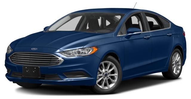 2017 Ford Fusion Los Angeles, CA 3FA6P0HD5HR293988