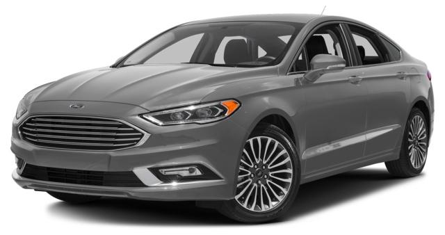 2017 Ford Fusion Los Angeles, CA 3FA6P0K95HR373523