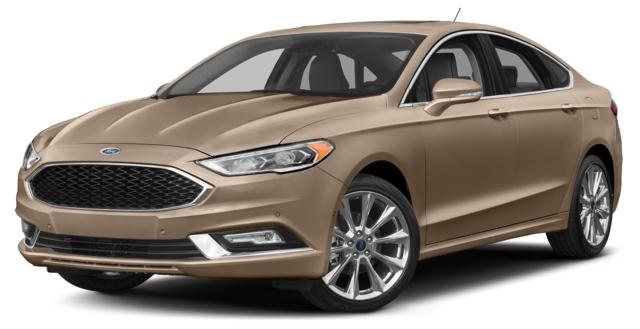 2017 Ford Fusion Gainesville, TX 3FA6P0K94HR194938