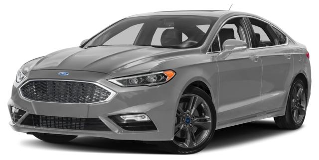 2017 Ford Fusion Springfield, MO 3FA6P0VP9HR200758