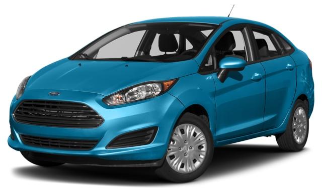 2017 Ford Fiesta Jacksonville, IL 3FADP4BJ2HM125509