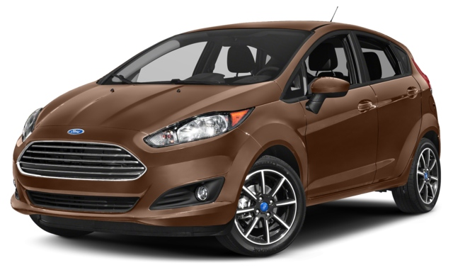 2017 Ford Fiesta Los Angeles, CA 3FADP4EJ8HM104224