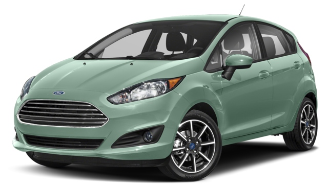 2017 Ford Fiesta Los Angeles, CA 3FADP4EJ2HM104221