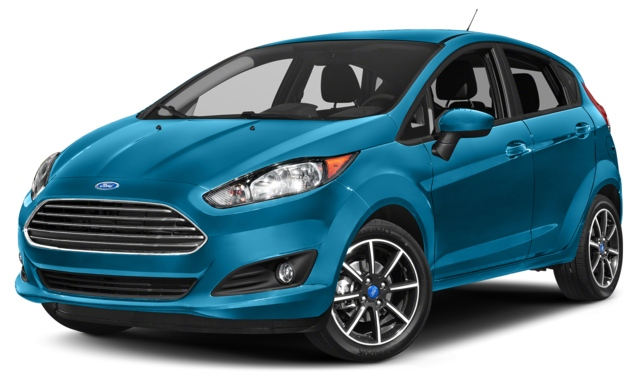 2017 Ford Fiesta Los Angeles, CA 3FADP4EJ8HM122657