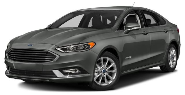 2017 Ford Fusion Hybrid Ames, IA 3FA6P0LU4HR398366