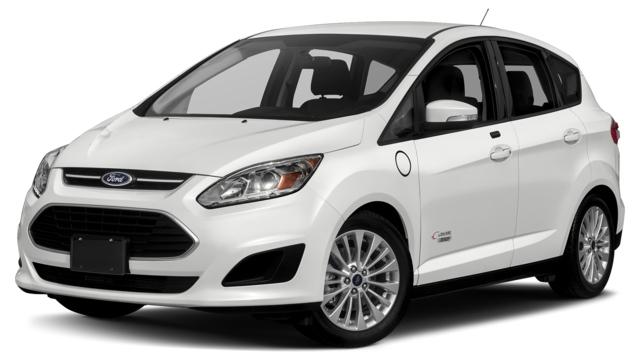 2017 Ford C-Max Energi Los Angeles, CA 1FADP5EU7HL105673