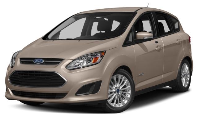 2017 Ford C-Max Hybrid Los Angeles, CA 1FADP5AU9HL100951