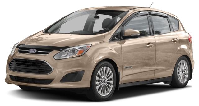2017 Ford C-Max Hybrid Galion, OH 1FADP5AU8HL100794