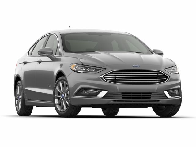 2017 Ford Fusion Energi Los Angeles, CA 3FA6P0PU6HR414318