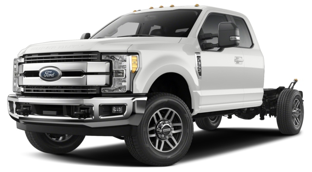 2017 Ford F-350 Los Angeles, CA 1FD8X3E63HEB93932