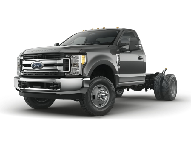 2017 Ford F-350 Los Angeles, CA 1FDRF3GT0HEE64598