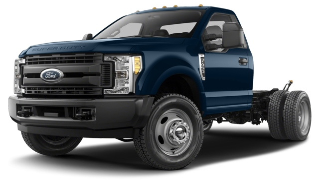 2017 Ford F-550 Los Angeles, CA 1FDUF5GT9HED46250