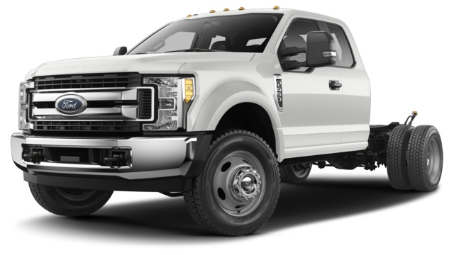 2017 Ford F-350 Los Angeles, CA 1FD8X3GT1HEC63589