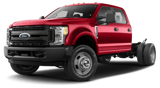 2017 Ford F-550 Springfield, MO 1FD0W5HT9HEE06766