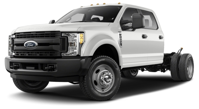 2017 Ford F-350 Los Angeles, CA 1FD8W3G64HEC82585