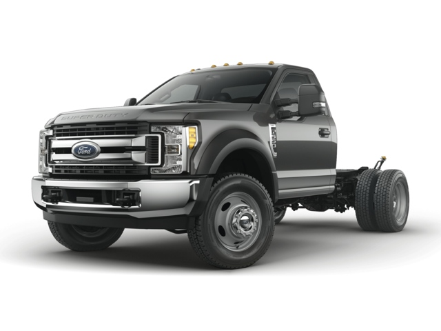 2017 Ford F-550 Los Angeles, CA 1FDUF5GT8HED13272
