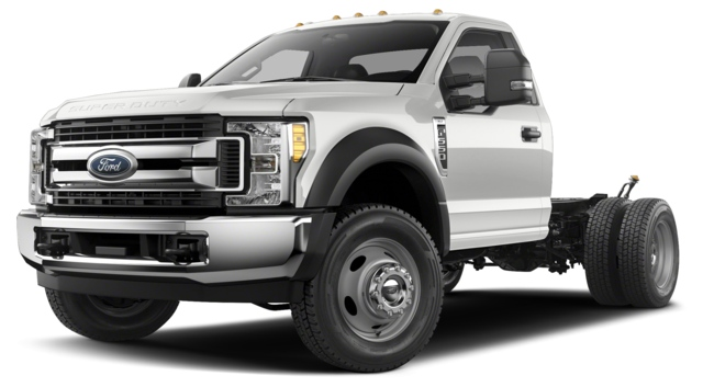 2017 Ford F-550 Los Angeles, CA 1FDUF5GT2HED46249