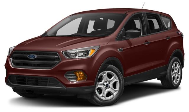 2018 Ford Escape Springfield, MO 1FMCU9GD3JUA23065