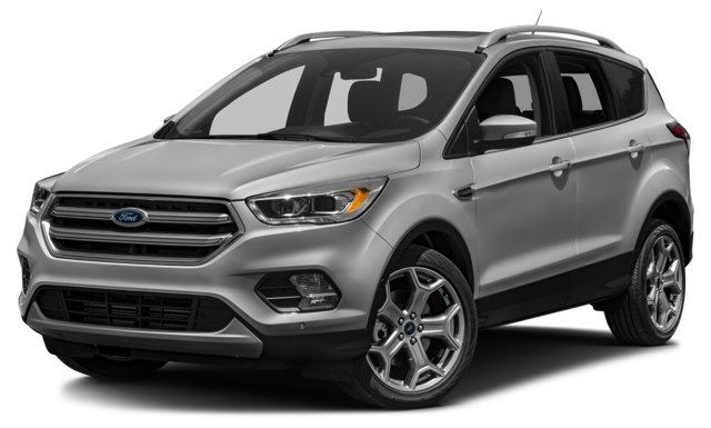 2017 Ford Escape Seymour, IN 1FMCU9JD3HUD82855