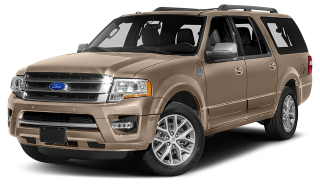 2017 Ford Expedition EL Eagle Pass, TX 1FMJK1HT0HEA18916