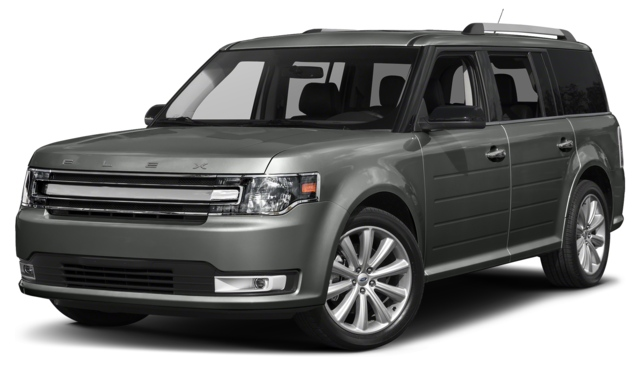 2017 Ford Flex Los Angeles, CA 2FMGK5C87HBA08268