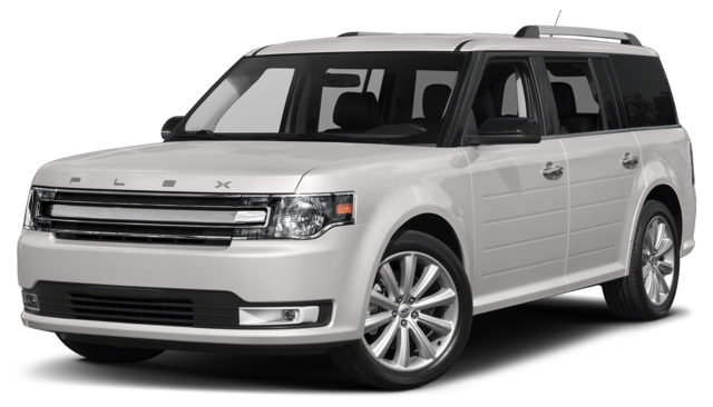 2017 Ford Flex Los Angeles, CA 2FMGK5C85HBA08267