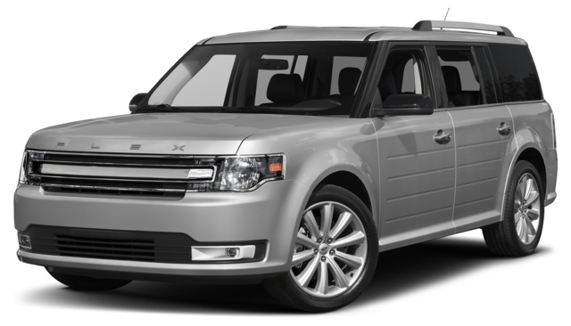 2017 Ford Flex Los Angeles, CA 2FMGK5C84HBA00452