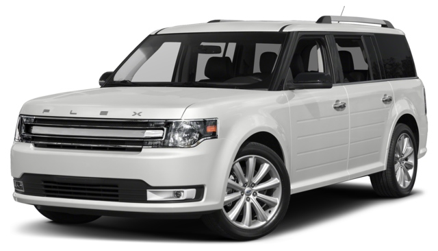 2017 Ford Flex Los Angeles, CA 2FMGK5B87HBA02004