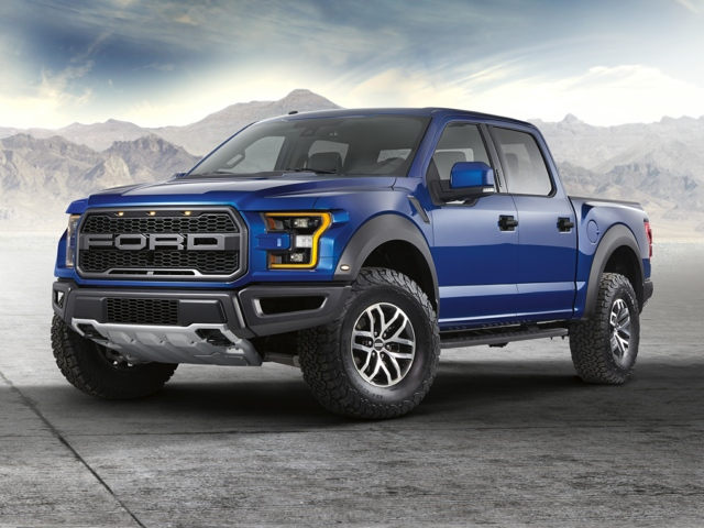 2017 Ford F-150 Los Angeles, CA 1FTFW1RG0HFB64615