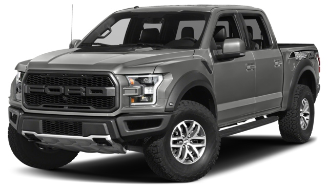 2017 Ford F-150 Los Angeles, CA 1FTFW1RG8HFC90494